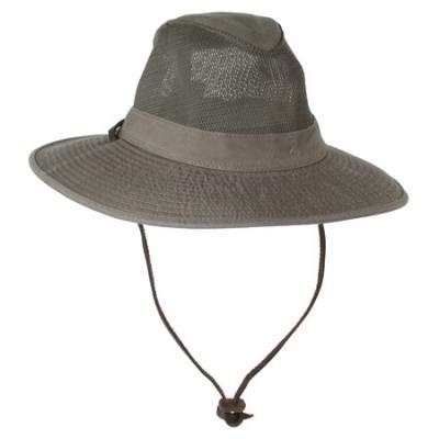 Liberty Mountain Big Brim Safari Hat Olive Xl