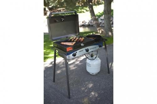 Camp Chef Expedition 3X Triple Burner Stove