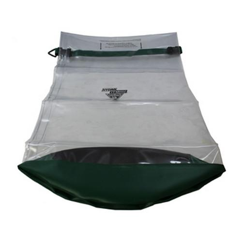 Seattle Sports Glacier Clear Dry Bag, Large