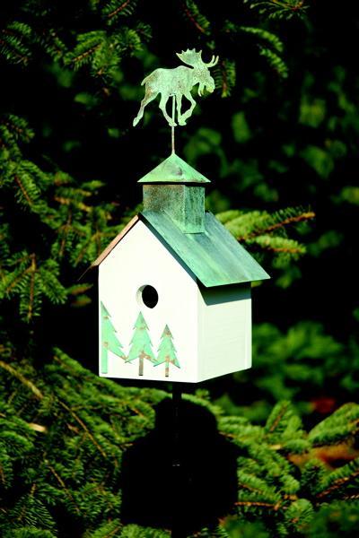 Heartwood Sleepy Hollow Birdhouse, Loose Moose