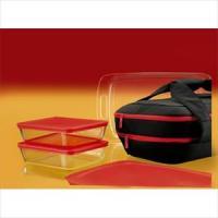 Portables 9-Pc Double Decker Set