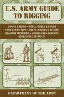 ProForce U.S. Army Guide to Rigging