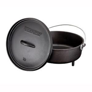 "Camp Chef Classic 10"" Dutch Oven"