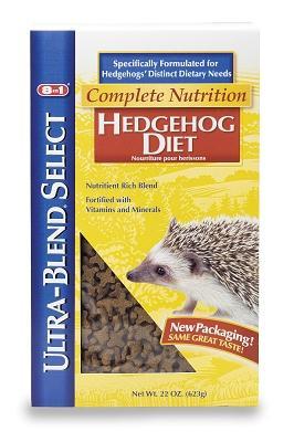Hedgehog Diet Box 22oz