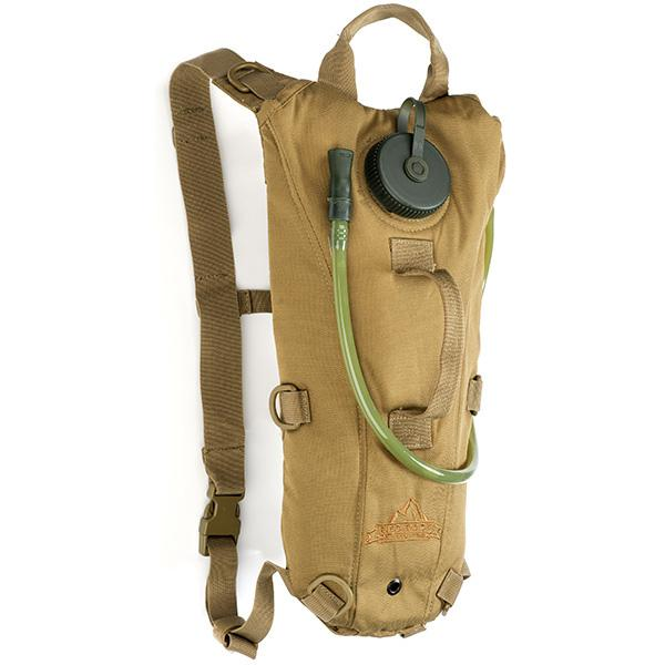 Red Rock Gear Rapid Hydration Pack, Coyote