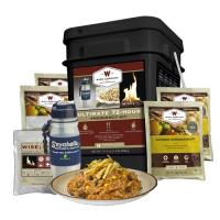 Wise Foods Ultimate 72 Hour Emergency Kit Filter/Fire