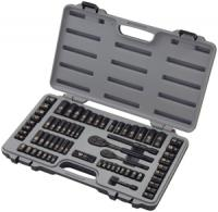 Stanley 92-824 69-Piece Black Chrome Mechanics Tool Set