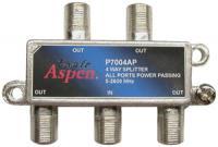 Eagle Aspen P7004AP 4-port 2600 Mhz Splitter (all Port Passing)