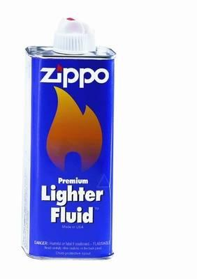 Zippo Lighter Fluid 4 ounce Can