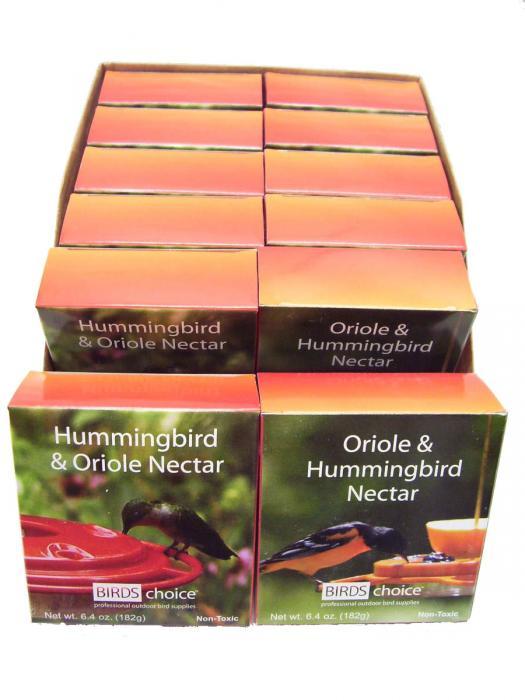 Birds Choice Hummingbird & Oriole Nectar Case