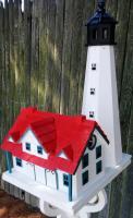 Home Bazaar Portland Head Lighthouse Birdhouse