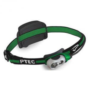 Princeton Tec Remix Rechargeable, White/Gray/Green, 185 lm