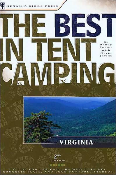 Globe Pequot Press Best Tent Camping Carolinas