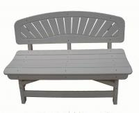 Bird's Choice Classic Bench-sandstone