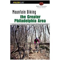 Freewheeling Press Backroads Bike Book Nj/pa