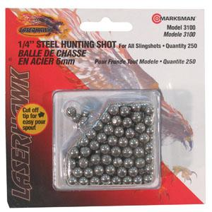 Slingshot Ammunition by Marksman