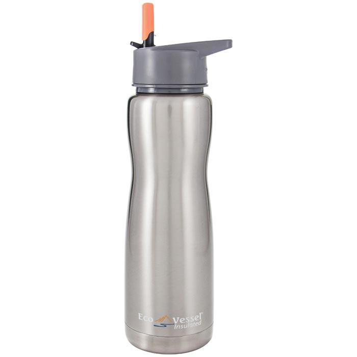Eco Vessel Summit Insulated 25 Oz - Silver