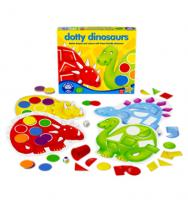 The Original Toy Company Dotty Dinosaurs Game