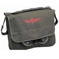 Stansport Paratrooper Shoulder Bag - Black