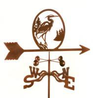 EZ Vane Heron Weathervane