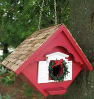 Home Bazaar Christmas Wren Cottage