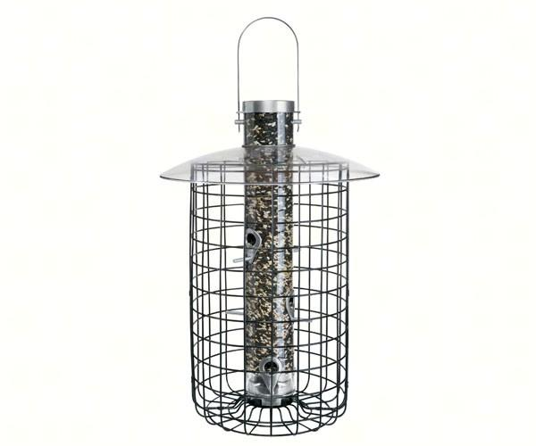 Droll Yankees Domed Cage Bird Feeder