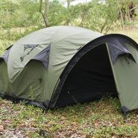 SnugPak The Cave 4 Person Tent, Olive Drab