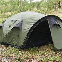 SnugPak The Cave 4 Person Tent, Olive Drab