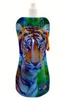 Zee's Creations Pocket Bottle, Tiger
