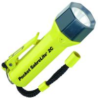 Pelican Products Pocket Saberlite 2C, Yellow