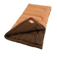 Coleman Sleeping Bag - 30 x 81-Dunnock