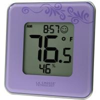 La Crosse Technology Indoor Comfort Level Station, Purple