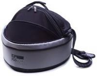 PetEgo Pod iLove Pet Carrier, Black and Grey