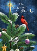 Tree Free Greetings Greatest Gift Christmas
