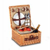 Picnic Plus Baxter 2 Person Picnic Basket