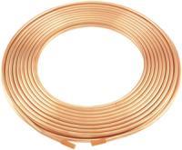 "724-18000300 Copper Refrigeration Tubing (1/4"")"
