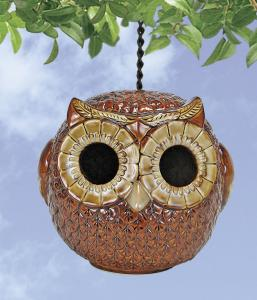 Decorative Bird Houses by Coyne's Company