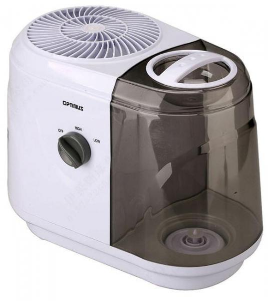 Optimus 2 Gallon Cool Mist Evaporative Humidifier