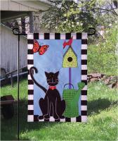Premier Designs Garden Kitty Cat