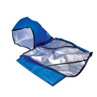 MPI AW Hooded Blanket, Blue
