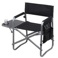 Picnic at Ascot Deluxe Folding Sports Chair - Red