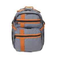 INCOG Backpack - Battleship Gray & Rust