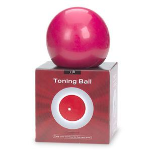 J/Fit Soft Weighted Toning Ball 3lb - 15cm
