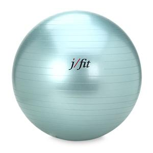 J/Fit Stability Exercise Ball 55 cm with Pump, Pearl Blue
