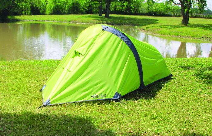 Texsport Cliff Hanger 2 Three Season Backpacking Tent