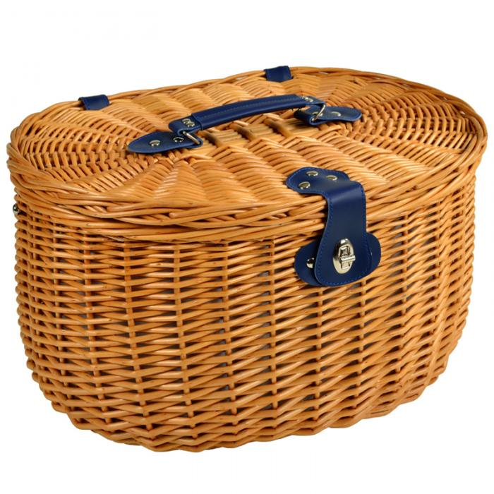 Picnic at Ascot Ramble Picnic Basket for 2, Trellis  Green