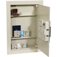 First Alert 2070AF .43 Cubic-ft Expandable Anti-Theft Wall Safe with Digital Lock