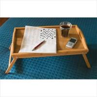 Lipper Bamboo Bed Tray W/ Folding Legs
