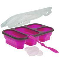 Smart Planet Pink Lunch Kit Perfect Portions