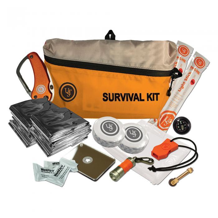 FeatherLite  Survival Kit 3.0, Orange